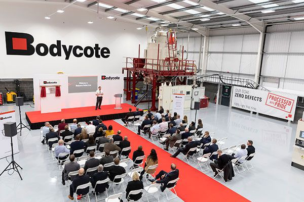 Bodycote Rotherham Facility